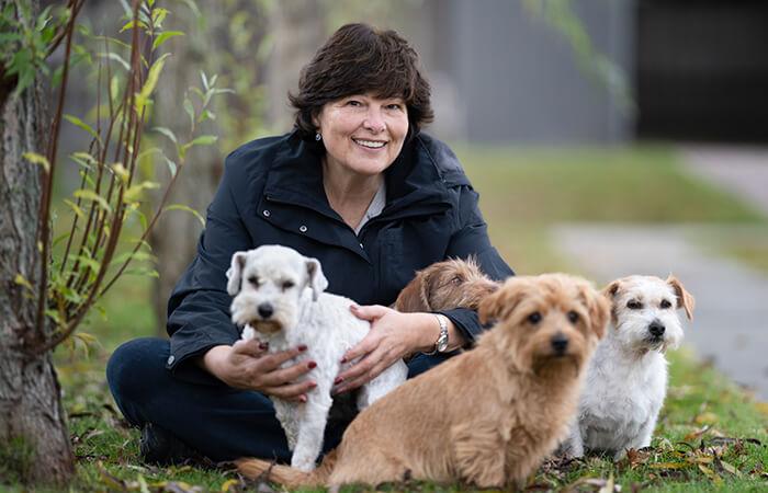 Hondencoach Ariane Willocx