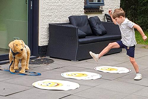 Kind En Hond Hondencoach Ariane