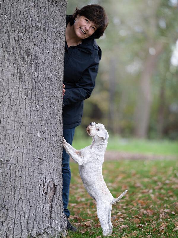 Hondencoach Ariane